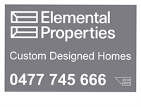 Silver Corporate Partner - Elemental Properties Pty Ltd